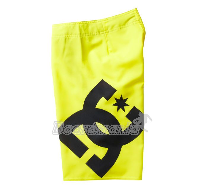 Pánské koupací šortky DC Lanai yellow First Skateshop.cz 3d46aa5e31