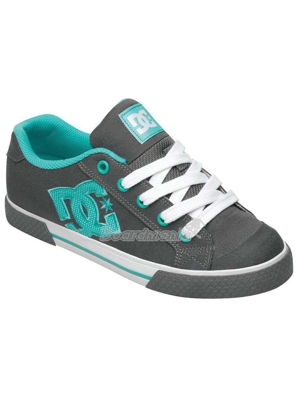 Boty DC Chelsea TX grey green First Skateshop.cz 5aff9bb545