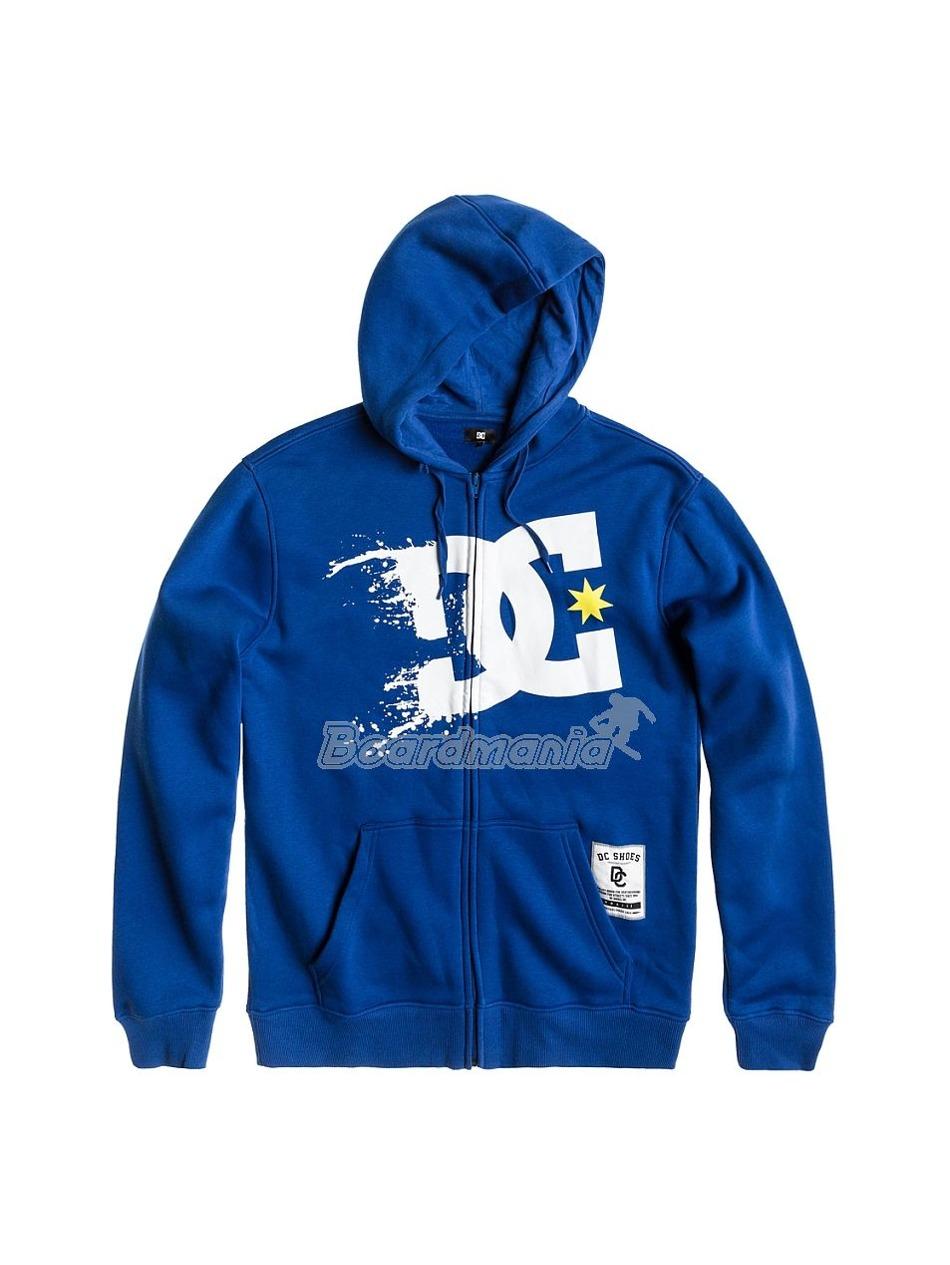 Pánská mikina DC Explotion royal blue First Skateshop.cz 4325436a2c