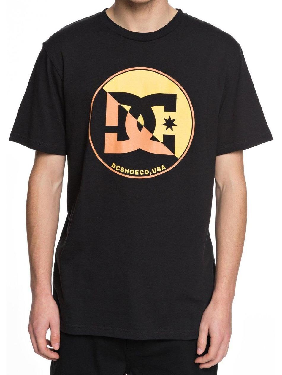 Pánské tričko DC Up Shore black First Skateshop.cz 356697192f