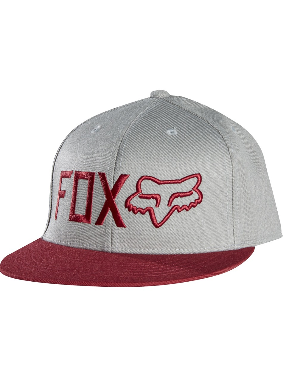 a80484251c7 Kšiltovka Fox Methods Flexfit Hat grey First Skateshop.cz