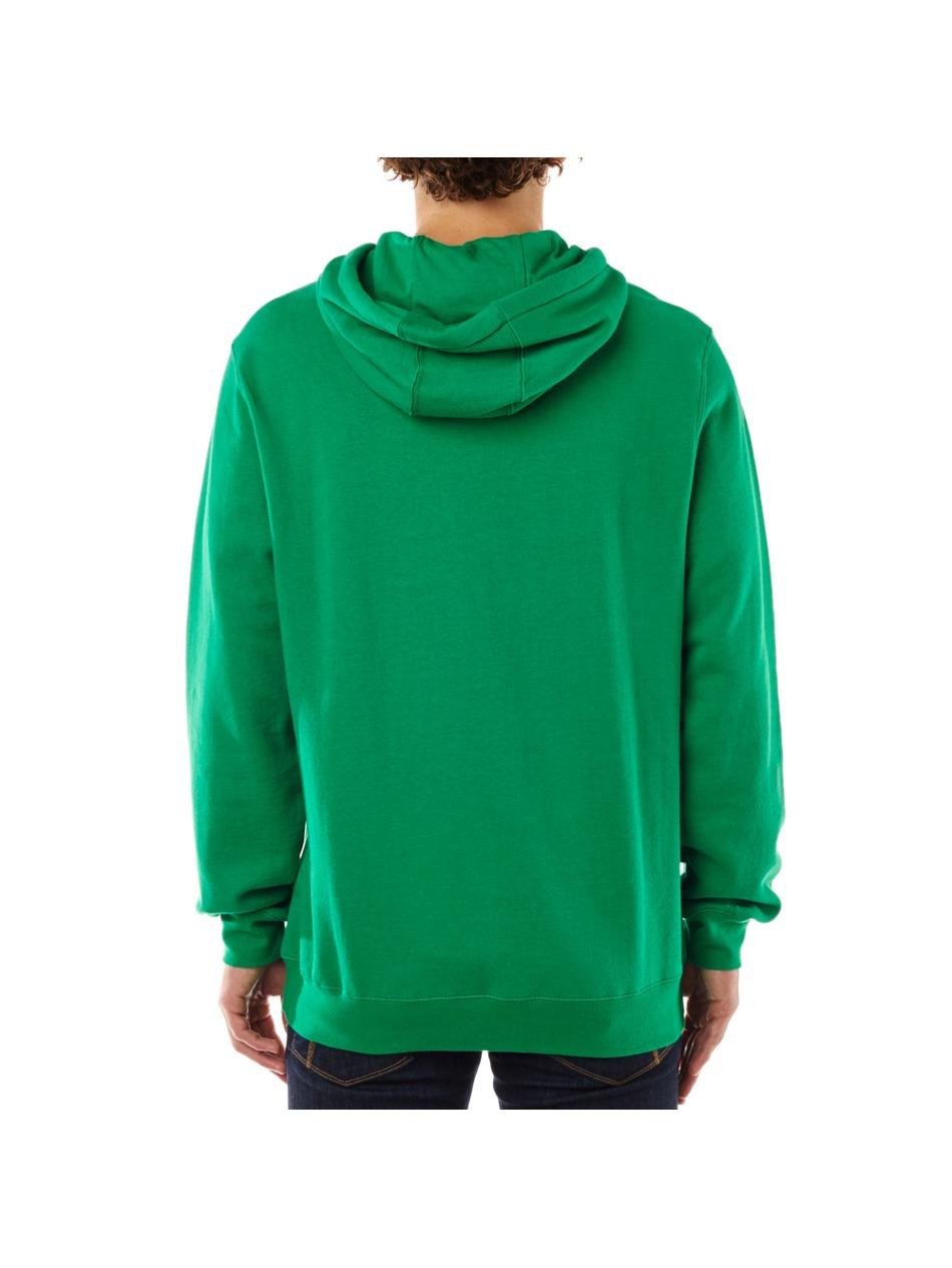 Pánská mikina Fox Legacy Foxhead Po fleece green First Skateshop.cz 78970a38e2a