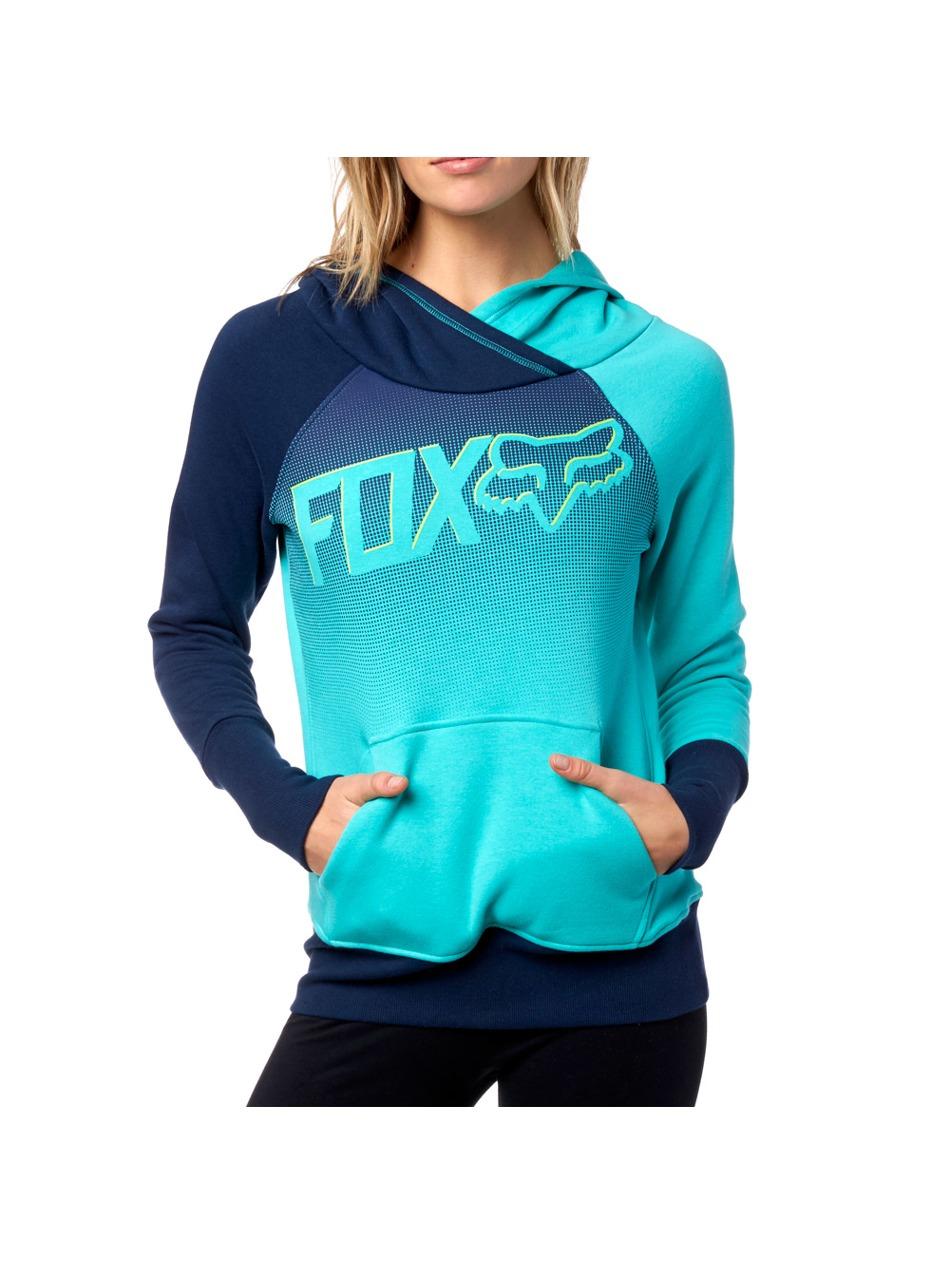 db3fe966348f Dámská mikina Fox Confirm Po Hdy splash First Skateshop.cz