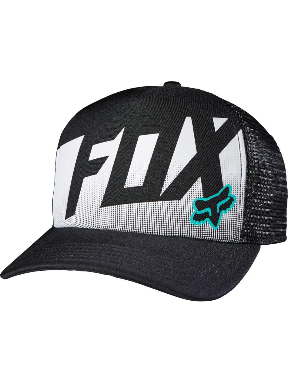 Dámská kšiltovka Fox Symbolic Trucker black First Skateshop.cz 0531235e94
