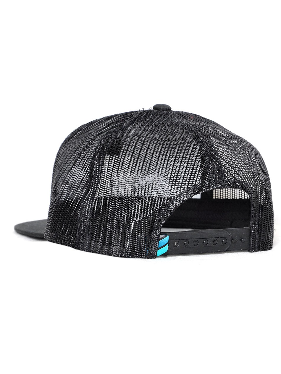 Kšiltovka Fox Foretell Snapback black First Skateshop.cz 31e6db5d90