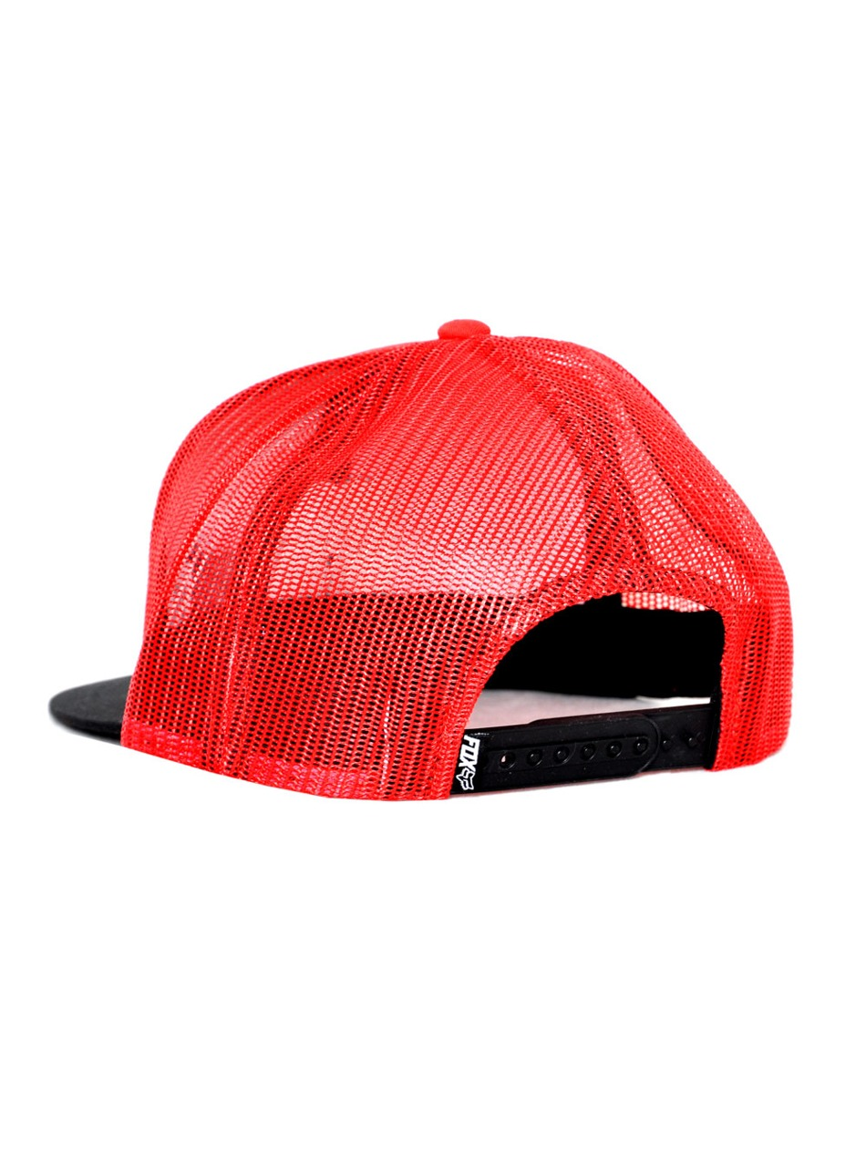 Kšiltovka Fox Foretell Snapback flame red First Skateshop.cz 04870347b7