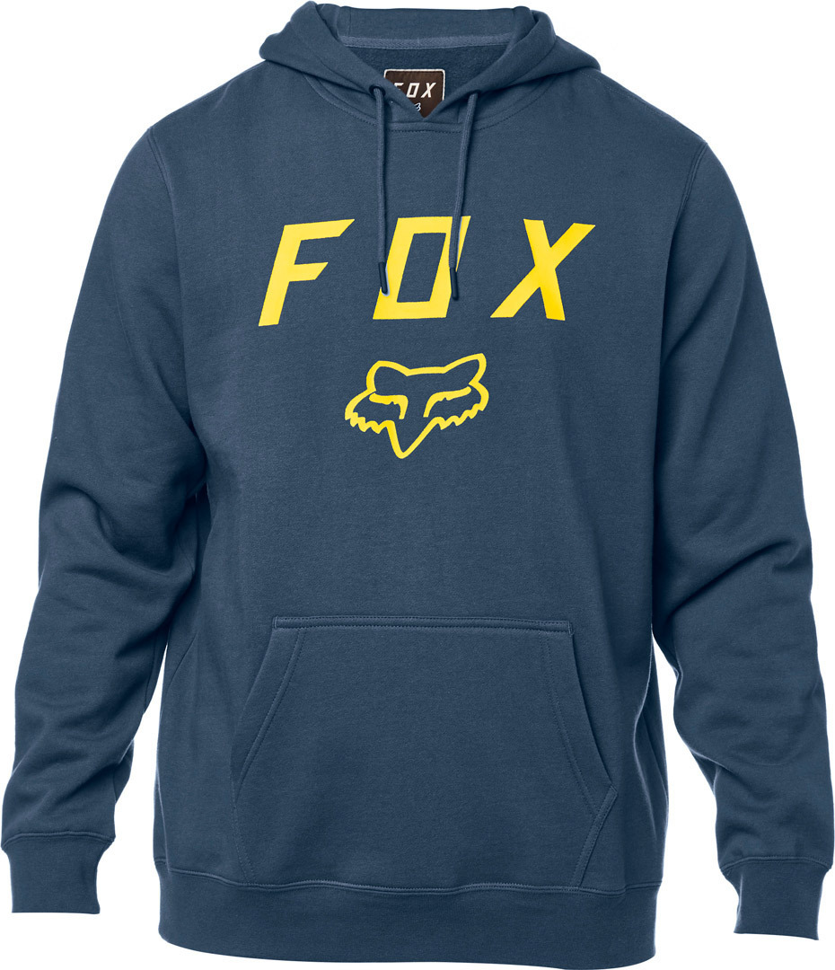 Pánská mikina Fox Legacy Moth navy First Skateshop.cz 0d82b2931c