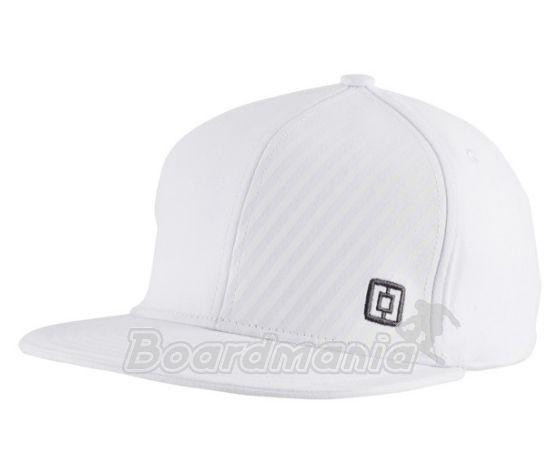 Kšiltovka Horsefeathers Origin white First Skateshop.cz f7e90af4f7