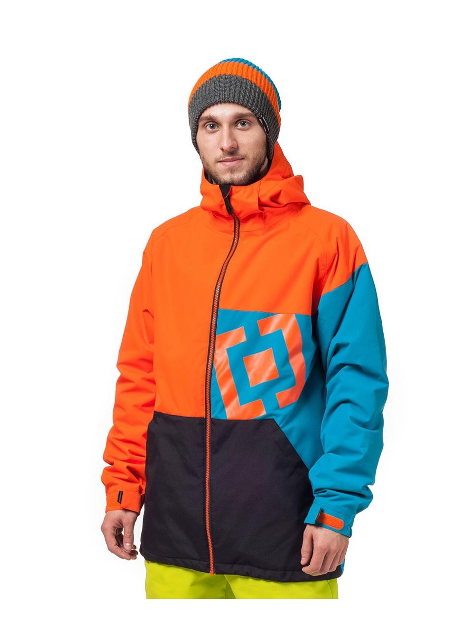 9604d7abf771 Pánská bunda Horsefeathers Panama orange First Skateshop.cz
