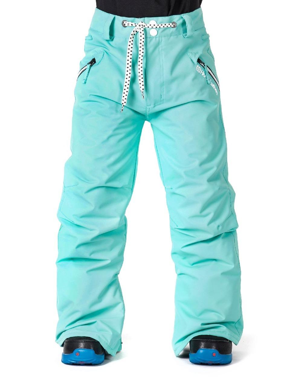 4ac8ac568d87 Dětské snowboardové kalhoty Horsefeathers Shirley mint First ...