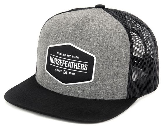 Kšiltovka Horsefeathers Convoy heather shadow First Skateshop.cz 2a93b097d2