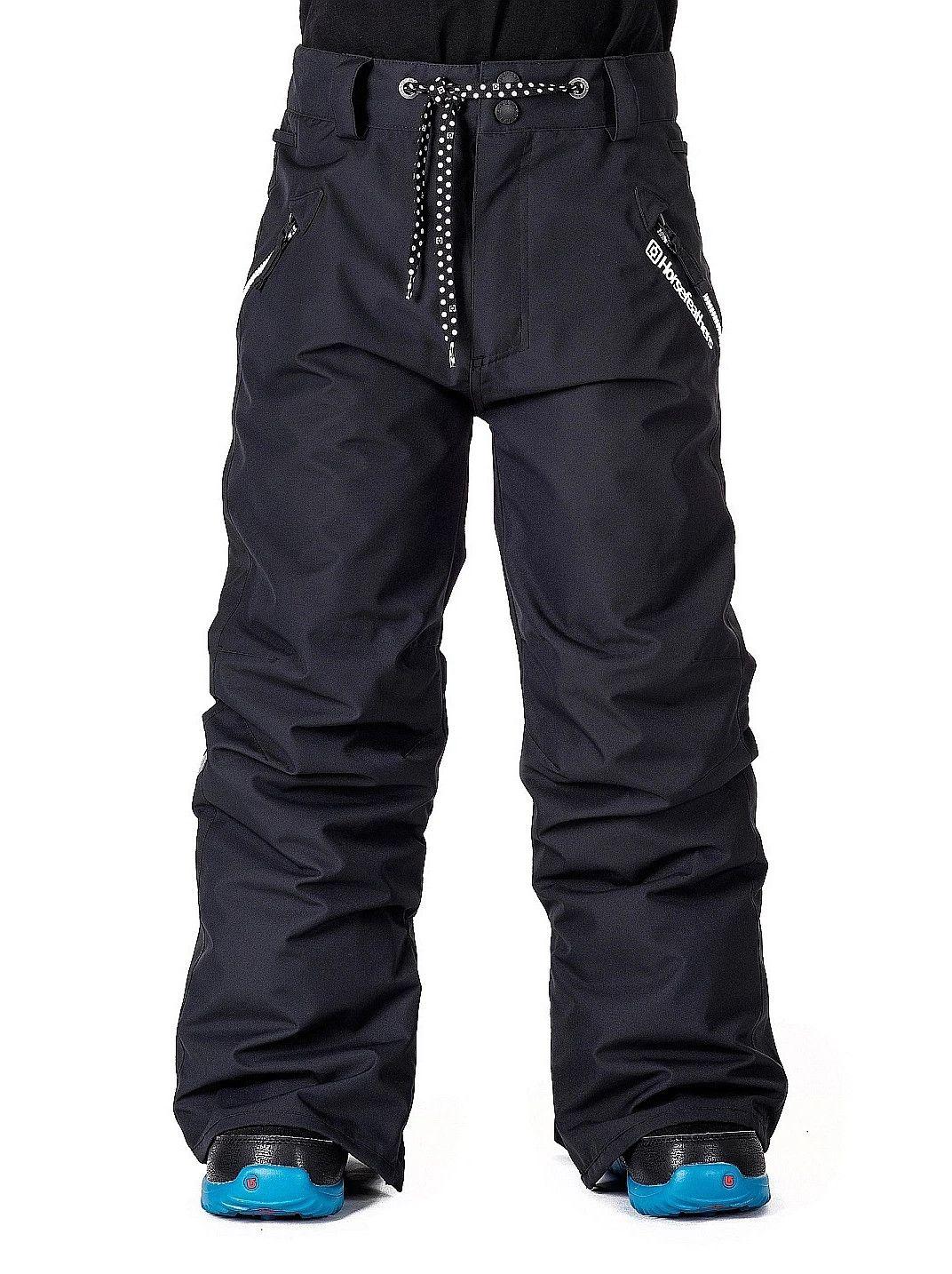 90f2e763e3cf Dětské snowboardové kalhoty Horsefeathers Shirley black First ...