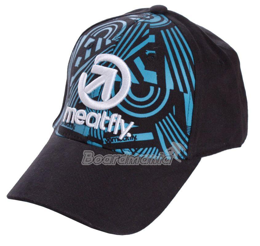 026f64129c4 Kšiltovka Meatfly Tracker blue First Skateshop.cz