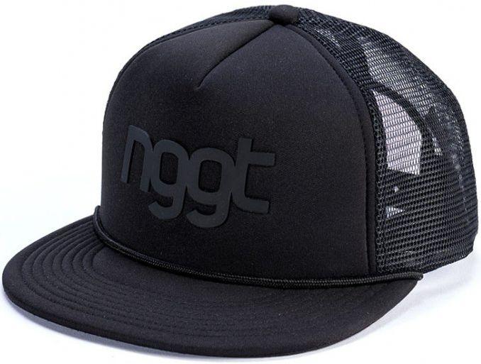 Kšiltovka Nugget Aperture 2 black First Skateshop.cz 06255ad044